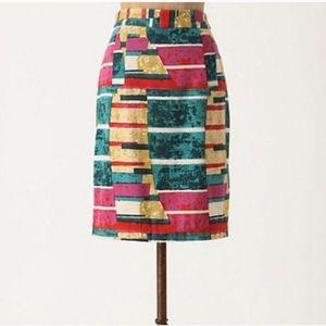 Anthropologie Dolce Vita Sorbet Pencil Skirt